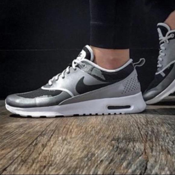Nike Air Max 1 Br Shoes Pure PlatinumBlack